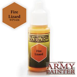 Warpaint - Fire Lizard
