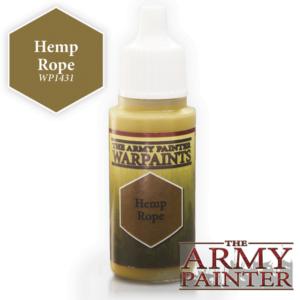 Warpaint - Hemp Rope