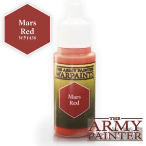 Warpaint - Mars Red