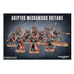 Adeptus Mechanicus Skitarii Rangers / Adeptus Mechanicus Skitarii Vanguard
