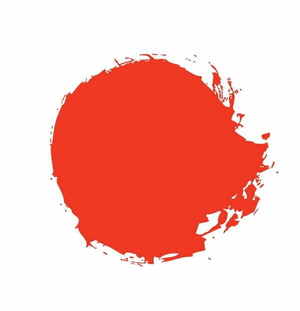 Citadel Jokaero Orange base paint