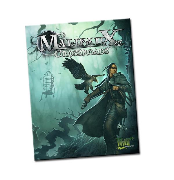 Malifaux 2nd Edition Crossroads Expansion