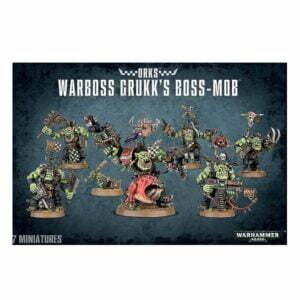 Warboss Grukk's Boss Mob