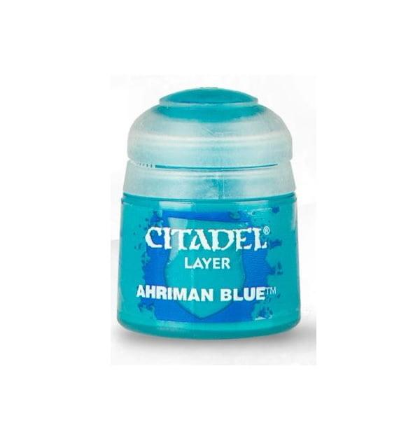 Citadel Ahriman Blue Layer Paint