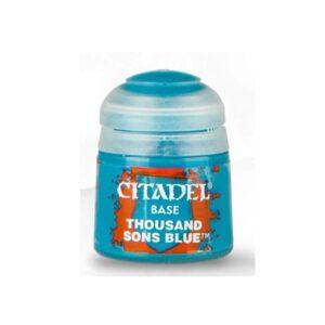 Citadel Thousand Sons Blue Base Paint