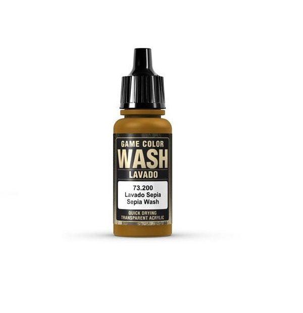 Val200 Sepia Wash