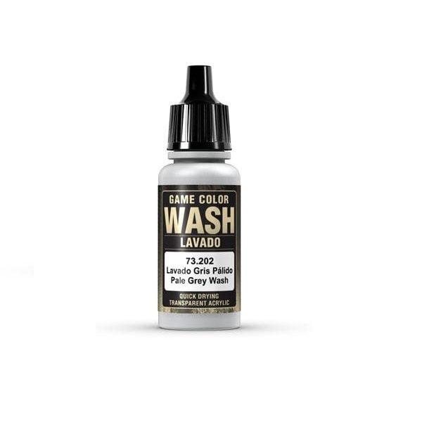 Val202 Pale Grey Wash
