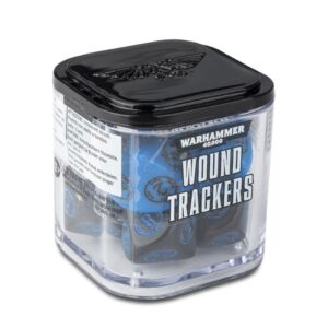 Warhammer 40,000: Wound Trackers