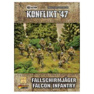 Fallschirmjager Falcon Infantry