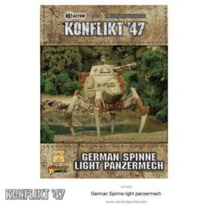 Spinne Light Panzermech
