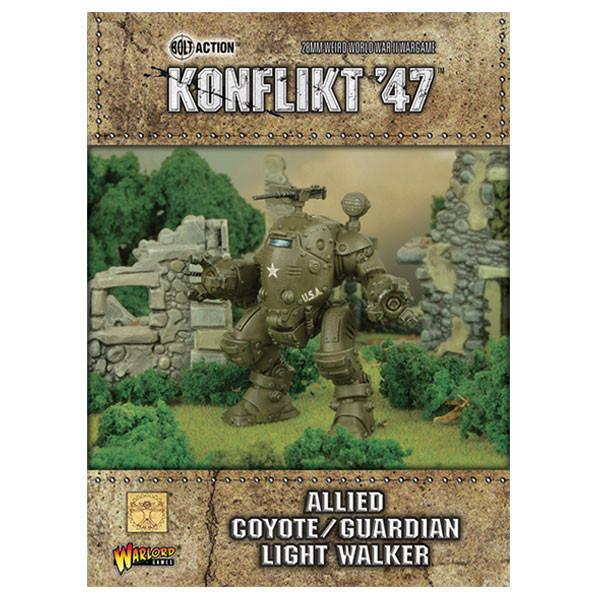 Allied Coyote / Guardian Light Walker