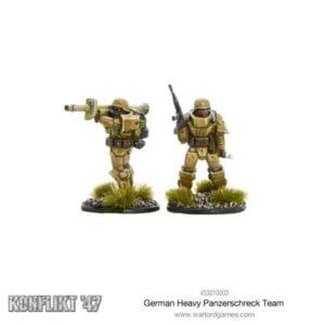 German Heavy Panzerschreck team