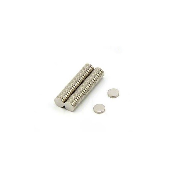 5mm x 1mm Rare Earth Magnet
