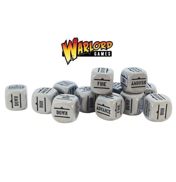 Grey Order Dice pack