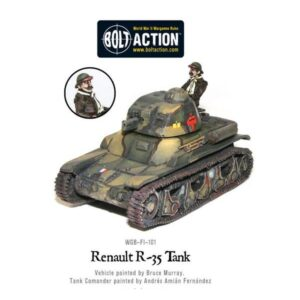 Renault R35 Tank Box Set