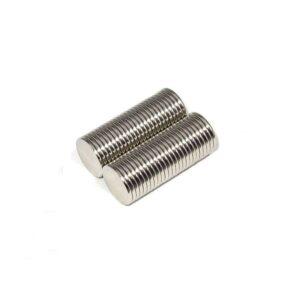 10mm x 1mm Rare Earth Magnet