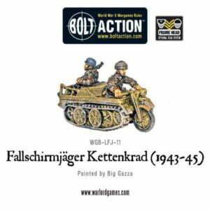 Fallschirmjager Kettenkrad (1943-45)