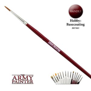 Hobby Basecoating Brush