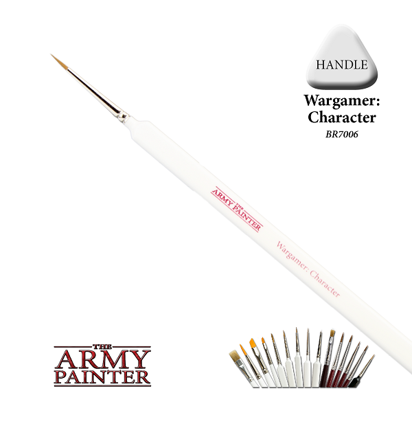Wargamer Character Brush