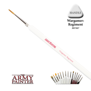 Wargamer Regiment Brush