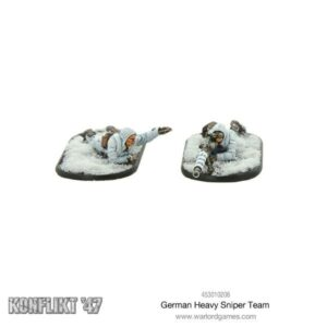 K47 German Heavy Sniper Team