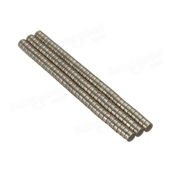 2mm x 1mm Rare Earth Magnet