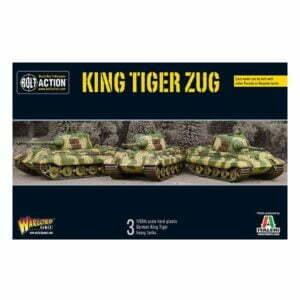King Tiger Platoon