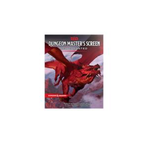 Dungeon &Dragons: Dungeon Master's Screen Reincarnated