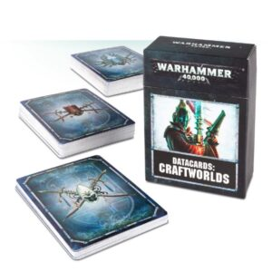 Craftworlds Datacards