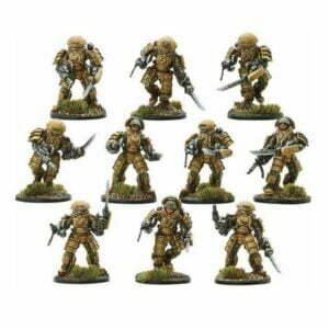 Japanese Assault Exo-Skeleton Squad