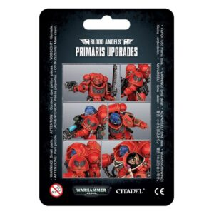 Blood Angels Primaris Upgrade Pack