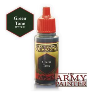 Warpaint - Green Tone