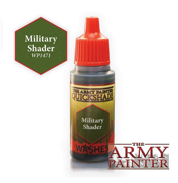 QS Military Shader