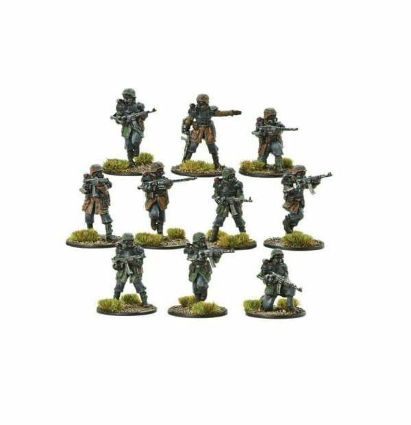 Waffen SS Shocktrooper Squad