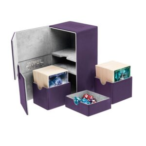 Ultimate Guard Twin Flip´n´Tray Deck Case 160+ Purple