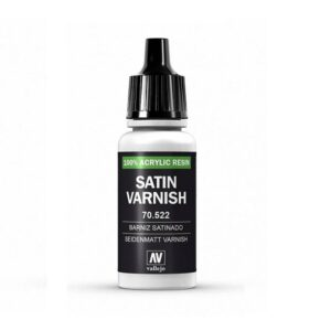 Val522 Satin Varnish