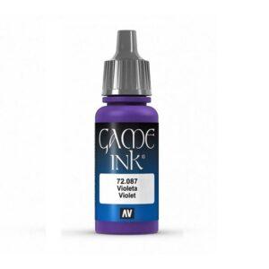 Val087 Violet Ink