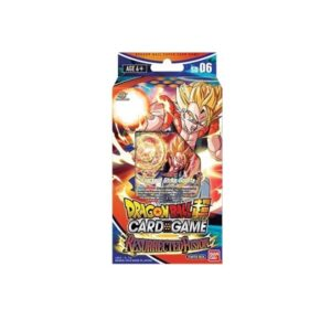 Dragonball Super Card Game Starter Deck: Resurrection Fusion