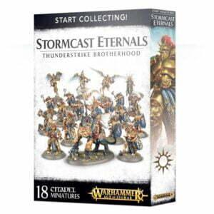 Start Collecting! Thunderstrike Brotherhood