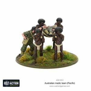 Australian medic team (Pacific)