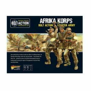 Afrika Korps Starter army