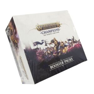 Warhammer Age of Sigmar: Champions Booster Box