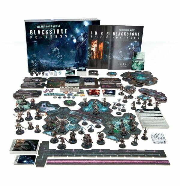 alchemistsworkshops.com - Warhammer Quest: Blackstone Fortress