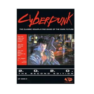 Cyberpunk 2020 RPG Core Rulebook
