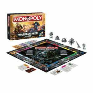 Warhammer 40,000 Monopoly