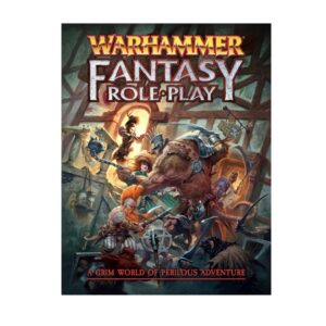 Warhammer Fantasy Roleplay: Fourth Edition Rulebook