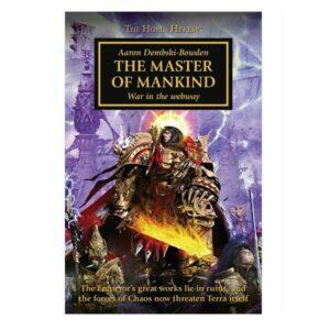 Horus Heresy: The Master of Mankind (SB)