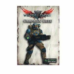 Wrath & Glory: Campaign Card Deck (55-Card Deck)