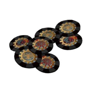 Wrath & Glory: Tokens (Wrath, Ruin and Glory Poker Chips)