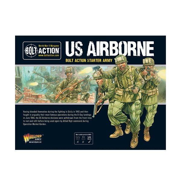 US Airborne Starter Army